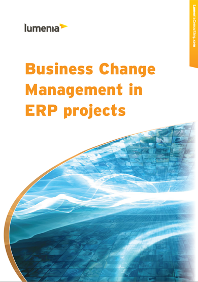 Business Change Management in ERP Projects