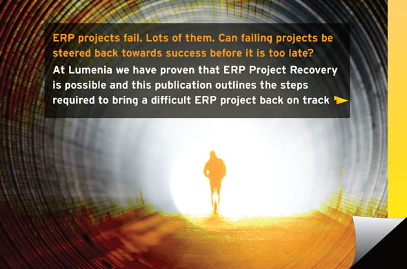 ERP Project Recovery Lumenia White Paper