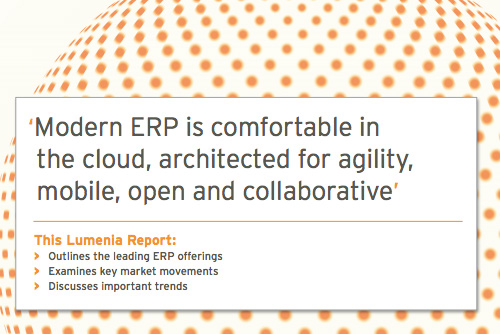 ERP Market Overview Report 2017