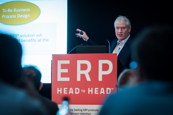 Sean Jackson, MD Lumenia Consulting presenting at the EPR HEADtoHEAD