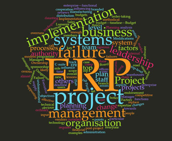 ERP Failure Factors