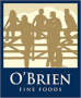O'Brien Fine Foods Logo